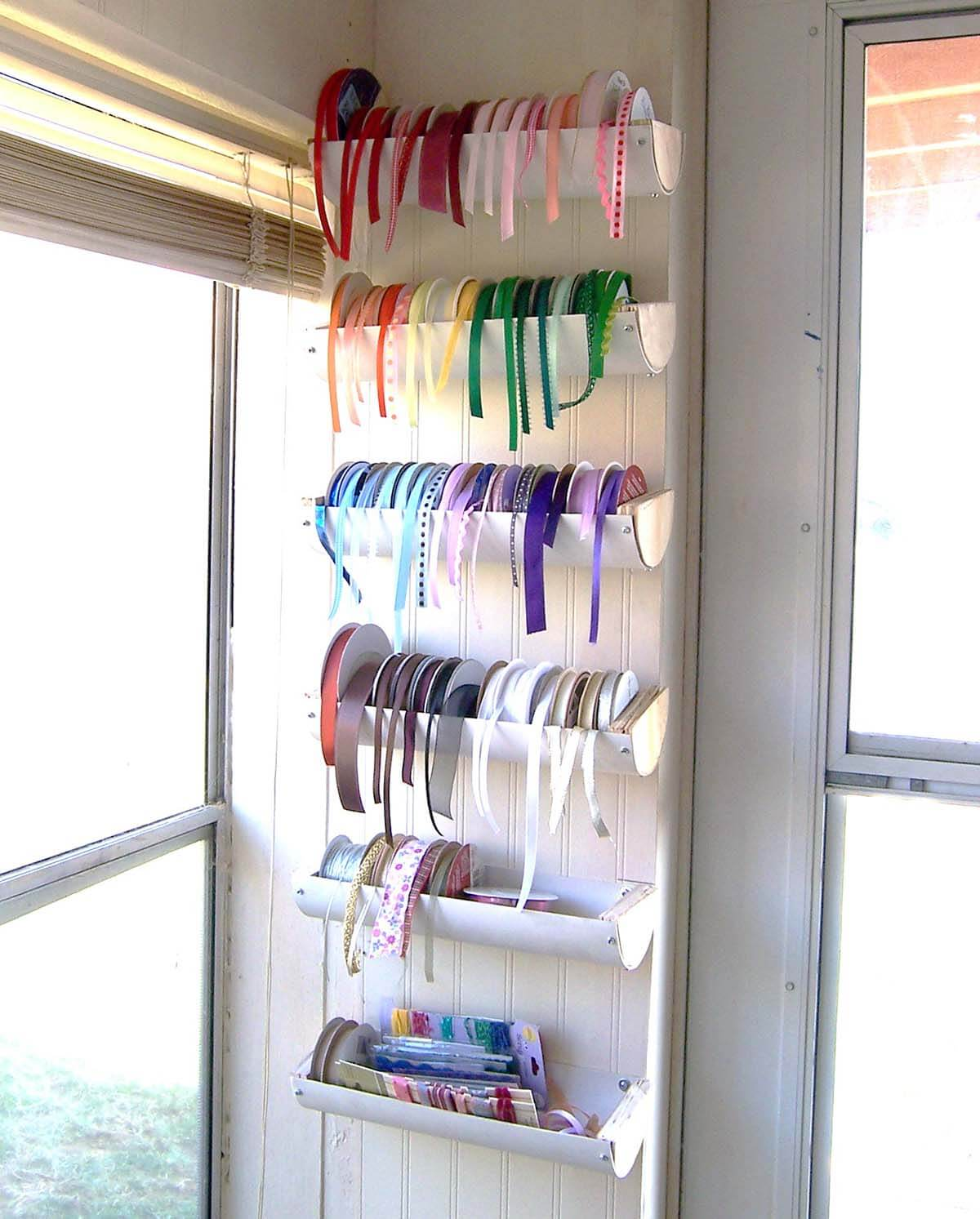 26 Best Pvc Pipe Organizing And Storage Projects Ideas