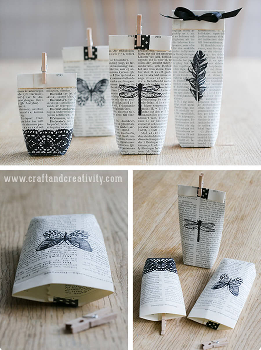 26 best diy old book craft ideas and designs for 2018 for Book craft ideas