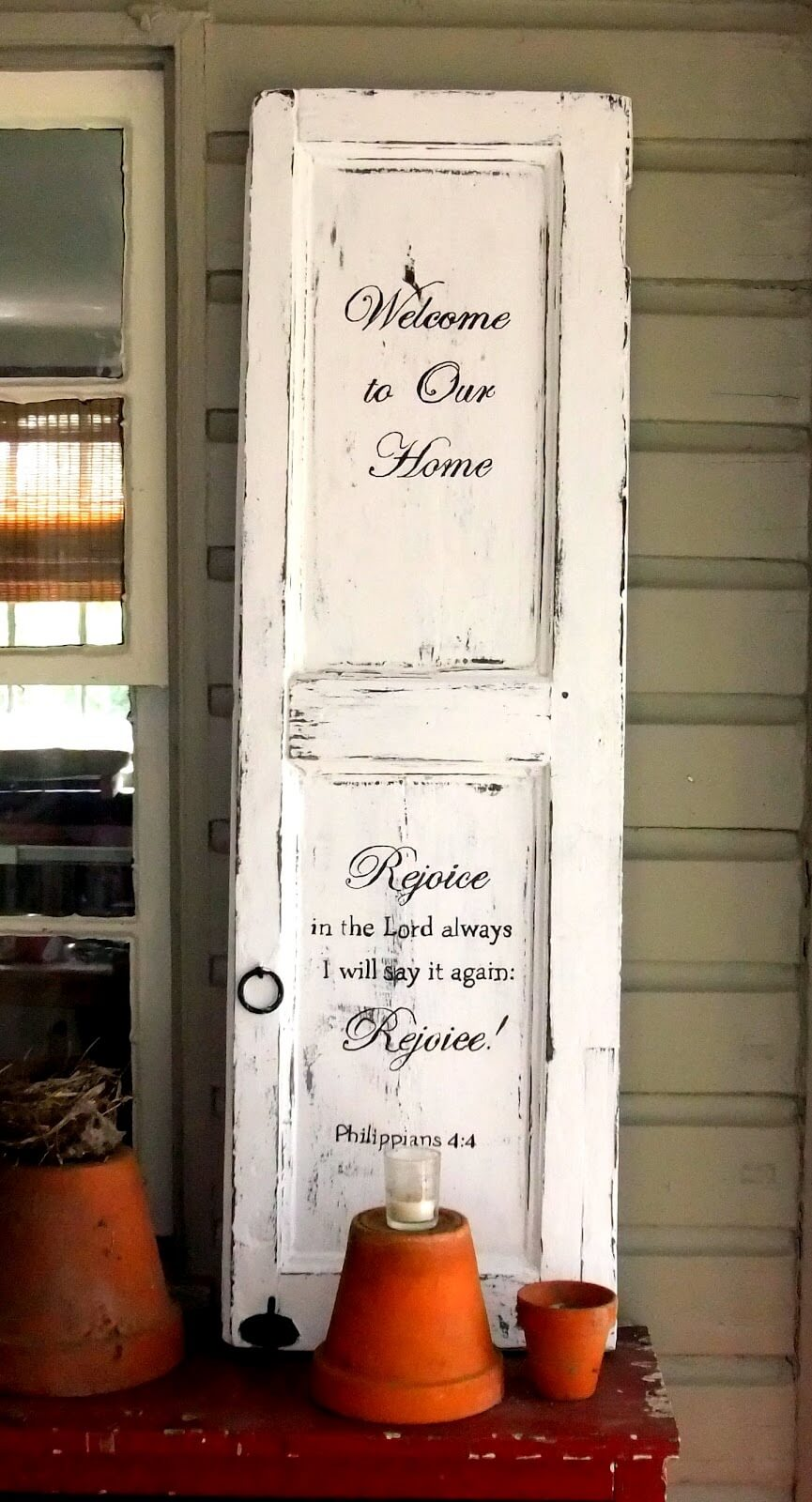 19 best repurposed cabinet door ideas and designs for 2018 for Idea for old doors