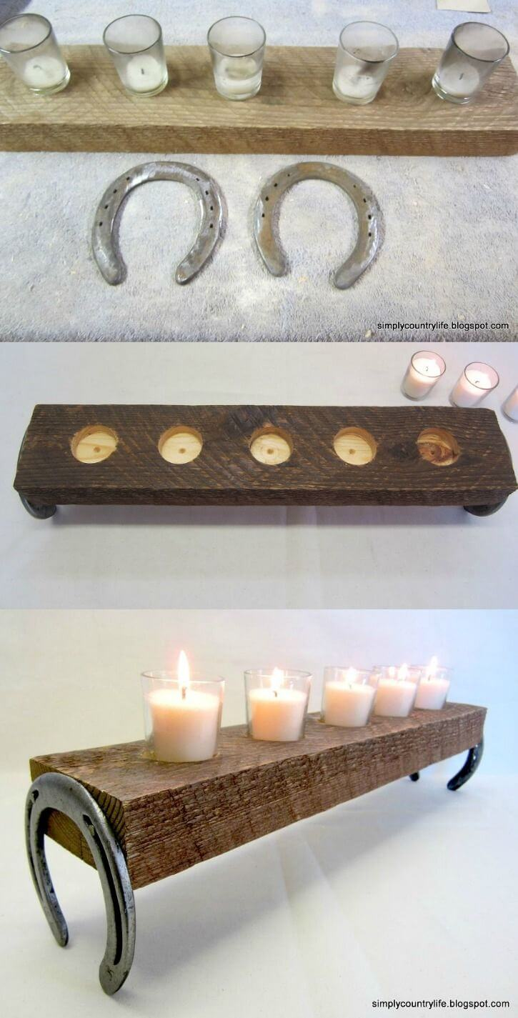 21 Best Diy Candle Holder Ideas And Designs For 2021