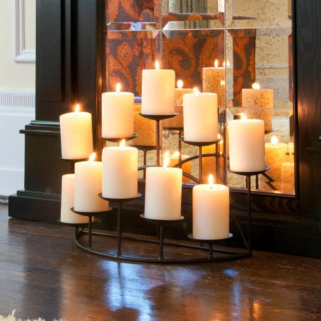 34 Best Candle Decoration Ideas And Designs For 2021