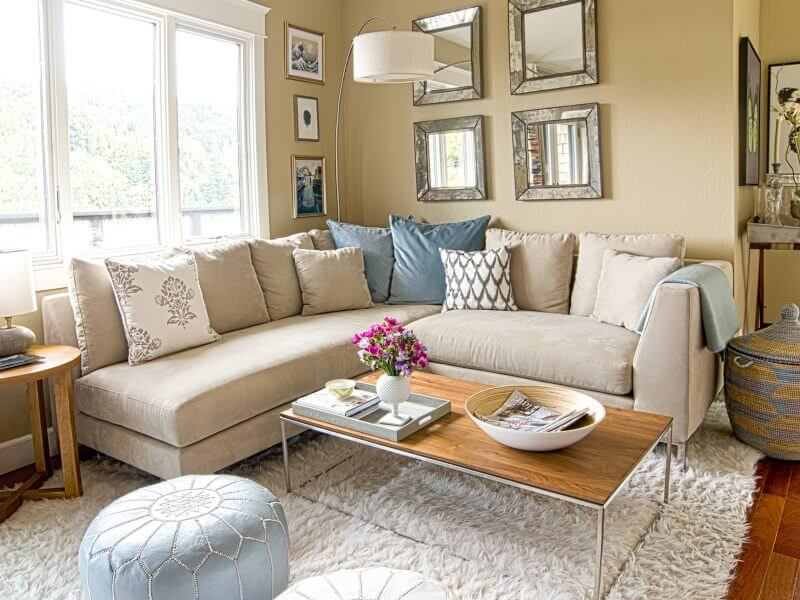 23 Best Beige Living Room Design Ideas For 2021