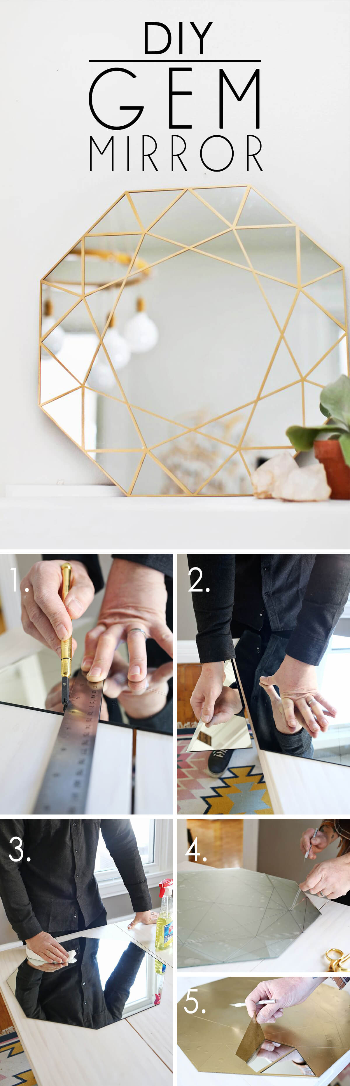 29 Best DIY Mirror Ideas and Designs for 2018