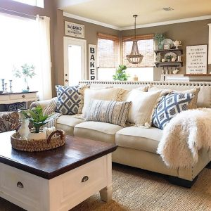 Our Favorite Country Cottage Living Room Look Homebnc