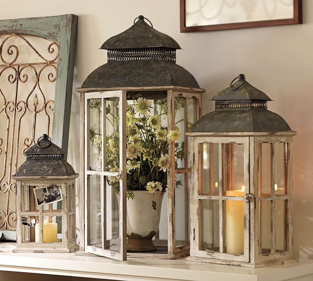 A Safe Space for Your Keepsakes Lantern