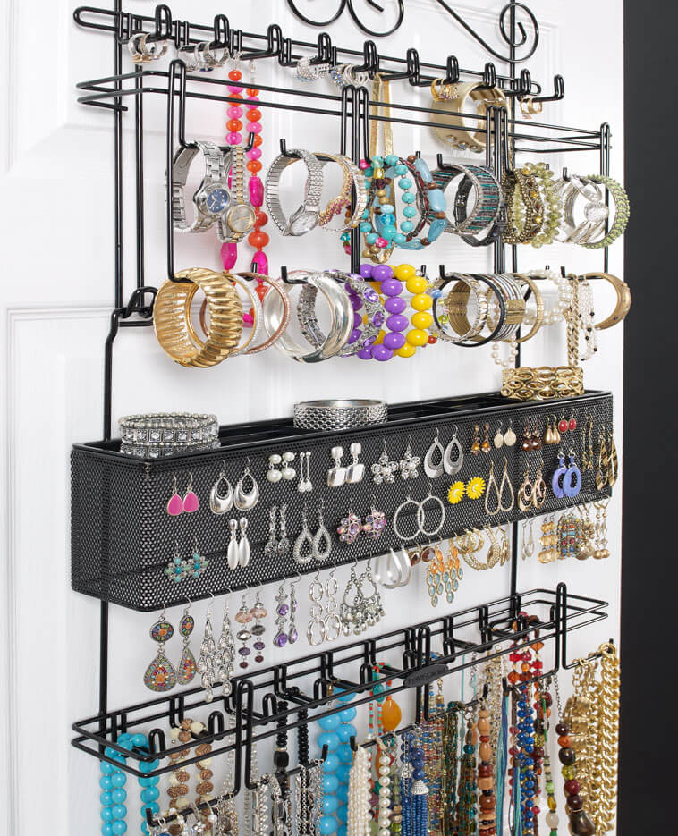 Department Store Level Jewelry Organizing