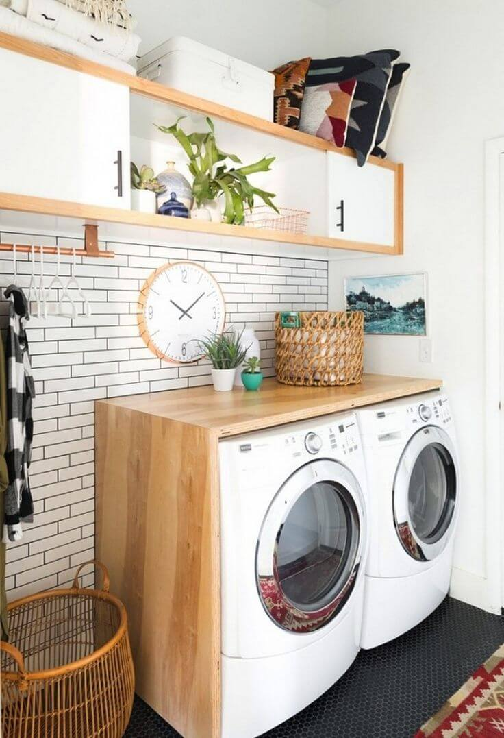 small laundry room ideas 28 best small laundry room design ideas for 2018 30661