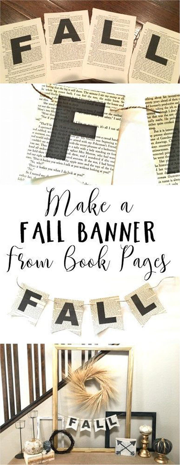 26 Best Diy Old Book Craft Ideas And Designs For 2019