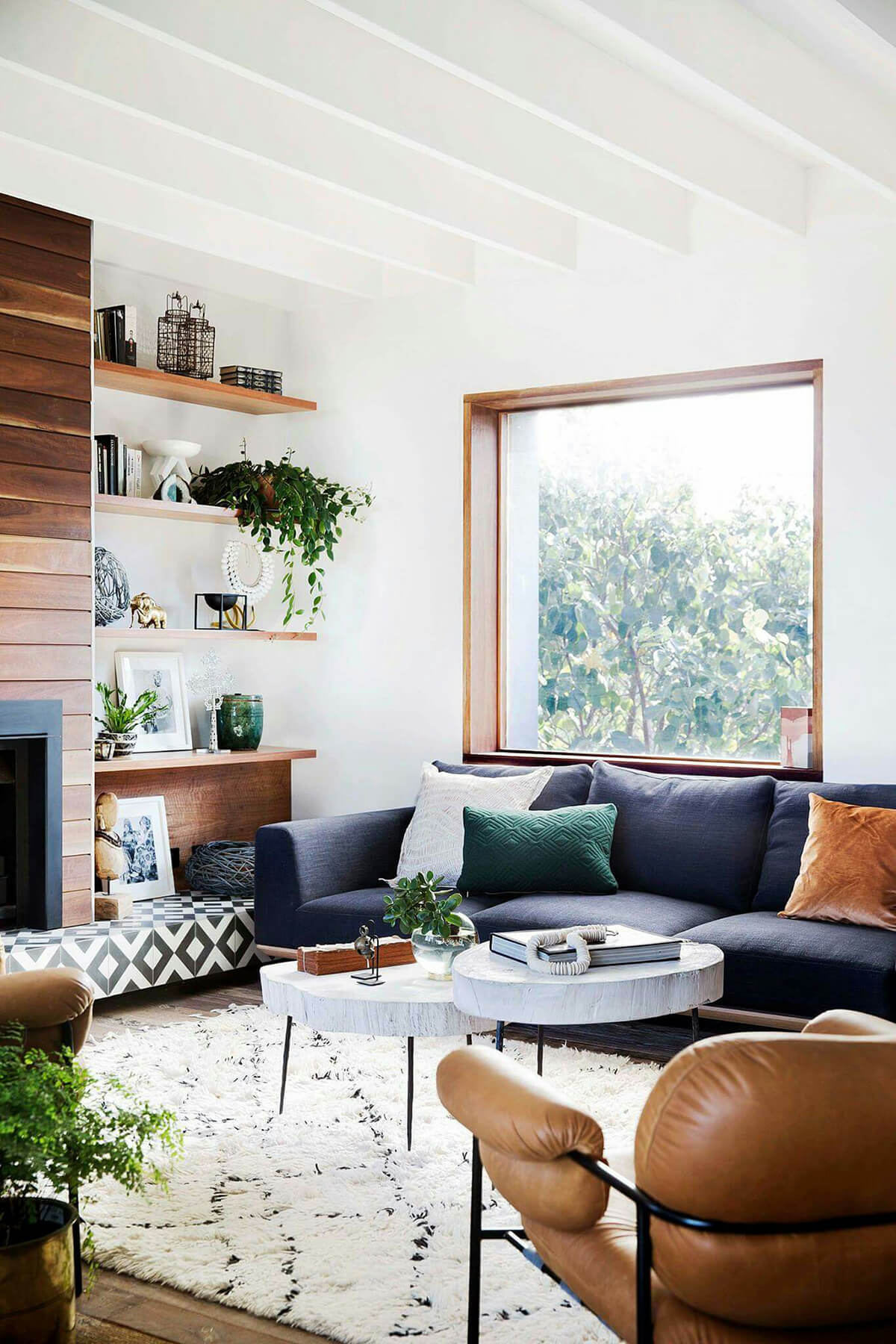 Green Decorating Ideas Living Rooms