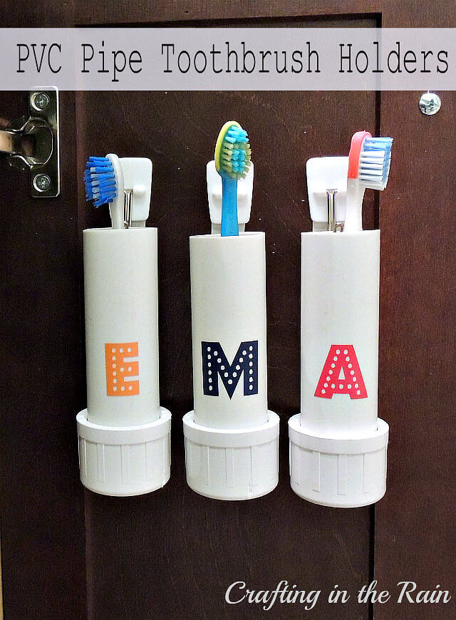 Kids' Customized Toothbrush Holders