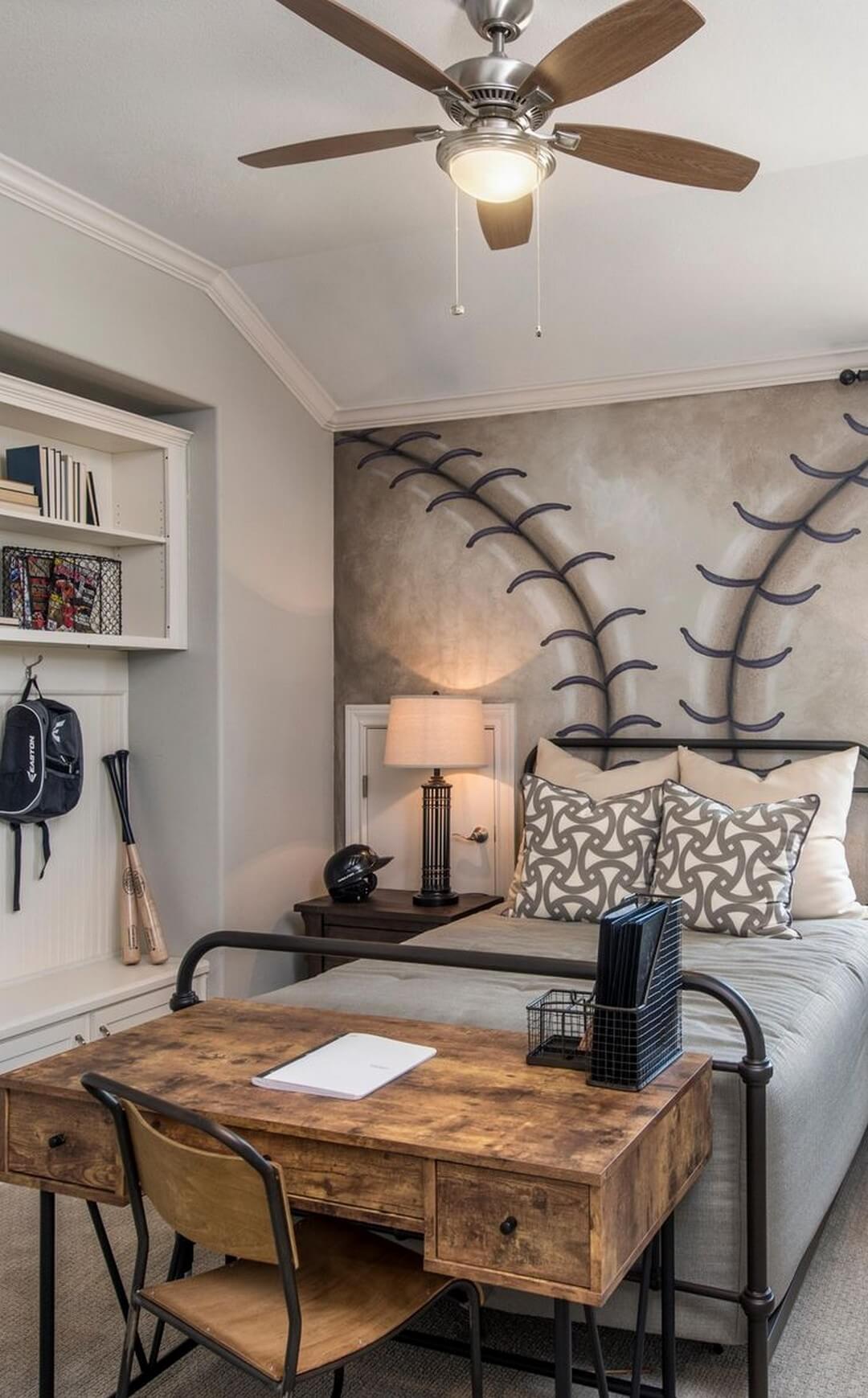 Teenage Living Room Ideas 24-teenage-boy-room-decor-ideas-homebnc — homebnc