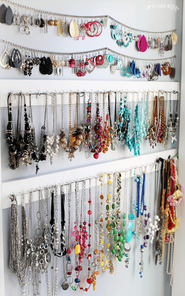 27 Best Jewellery Organizer Ideas and Designs for 2018