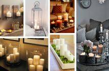 Candle Decoration Ideas