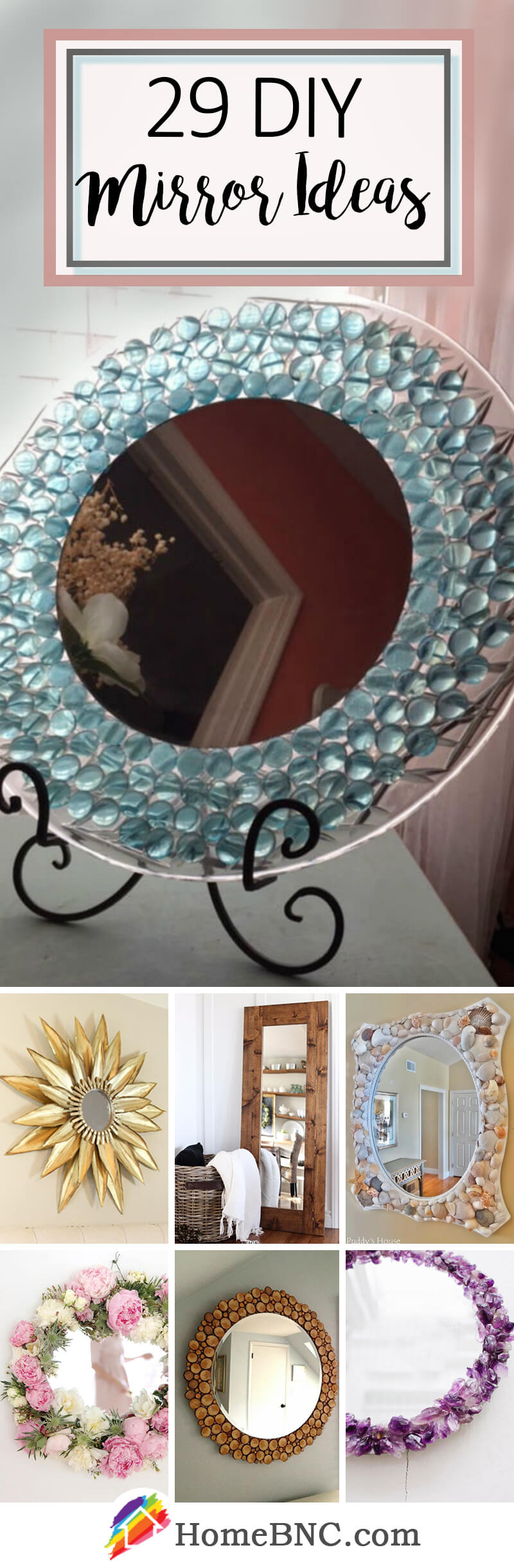 29 Best Diy Mirror Ideas And Designs For 2021