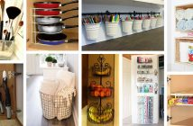 Dollar Store Organization and Storage Decor Ideas