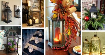 Lantern Decoration Ideas