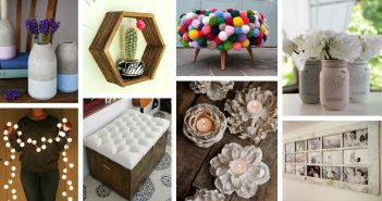 Weekend DIY Home Decor Projects