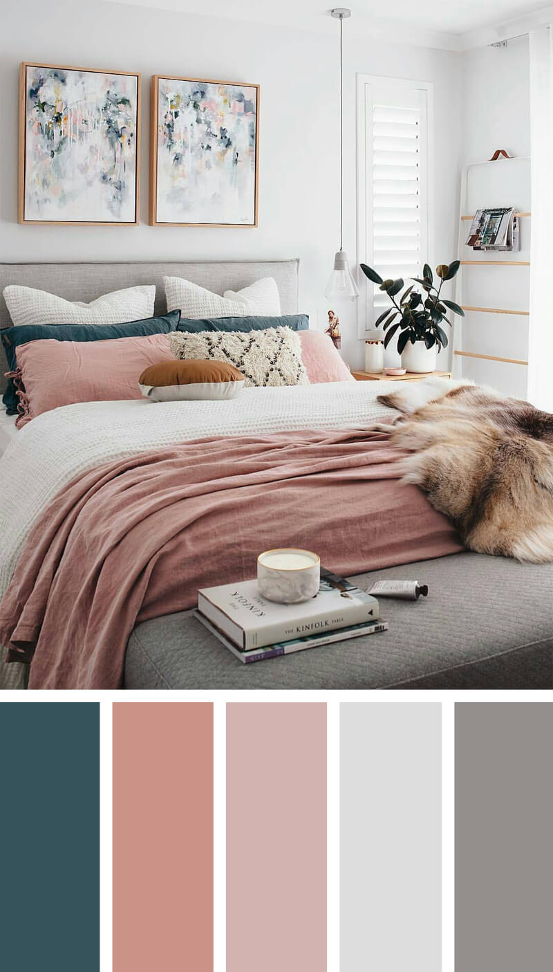 Bedroom Colour Scheme Ideas