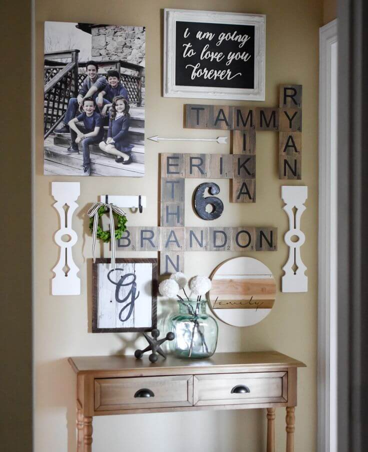 Family Home Decor: 32 Best Family Inspired Home Decor Ideas And Designs For 2019