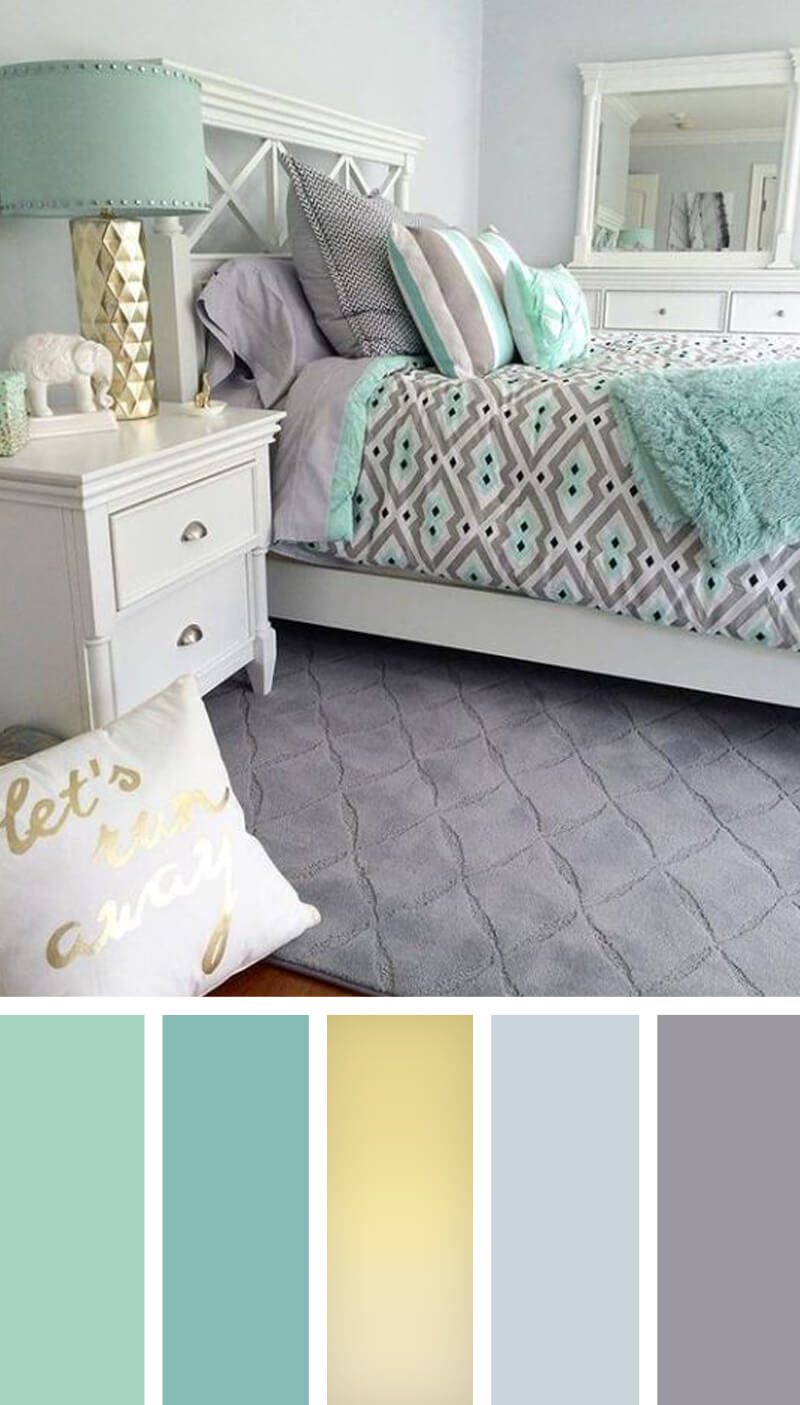 12 best bedroom color scheme ideas and designs for 2019 14311 | 10 bedroom color scheme ideas homebnc