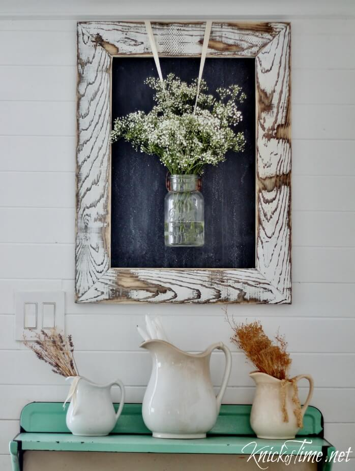 24 Best Mason Jar Wall Decor Ideas And Designs For 20 Homebnc