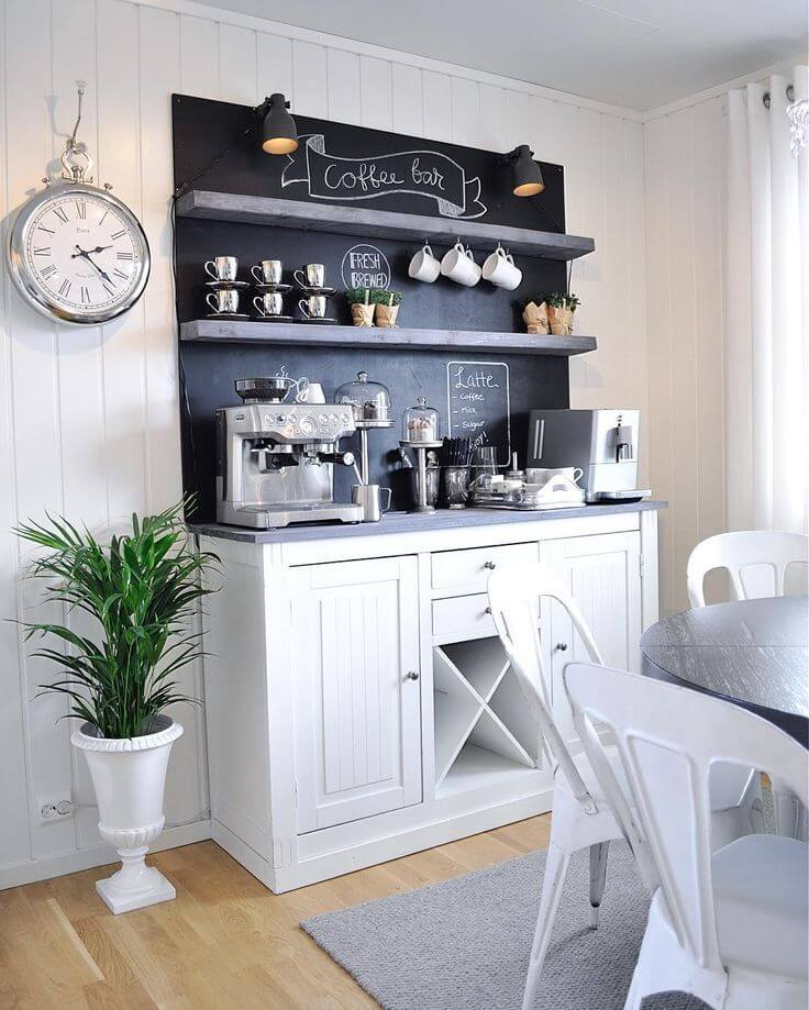 Dining Room Shelving And Storage: 32 Best Dining Room Storage Ideas And Designs For 2019