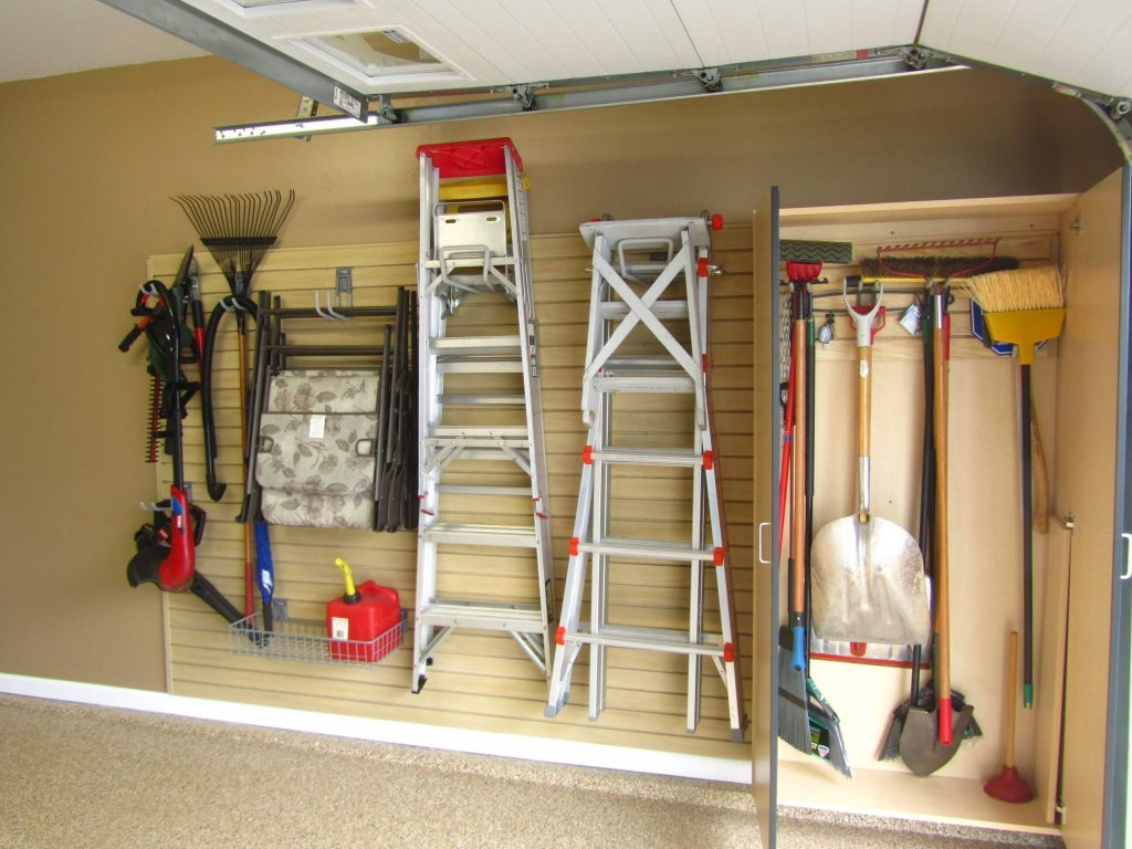 No Tool Shed Required Garage Layout Homebnc