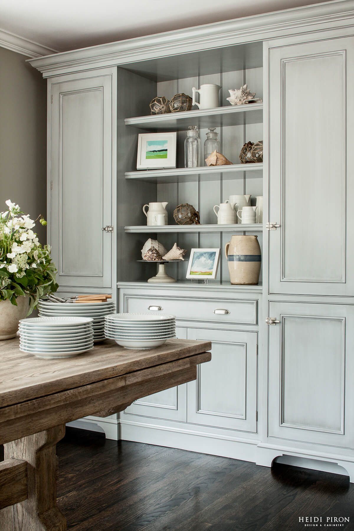32 Best Dining Room Storage Ideas and Designs for 2018