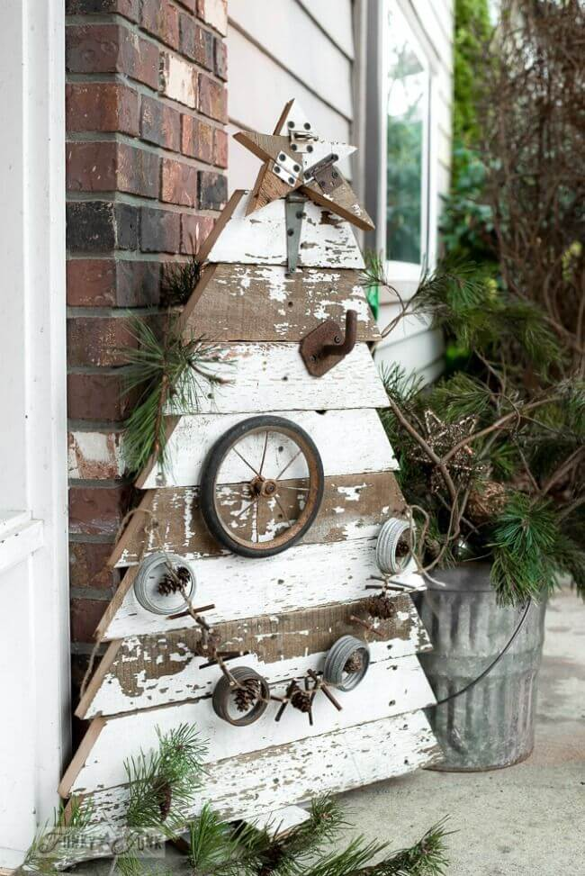 28 Best Rustic Diy Christmas Decor Ideas And Designs For 2019