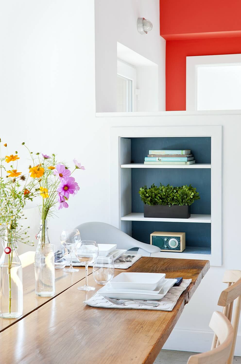 Small Space Dining Room Storage Ideas