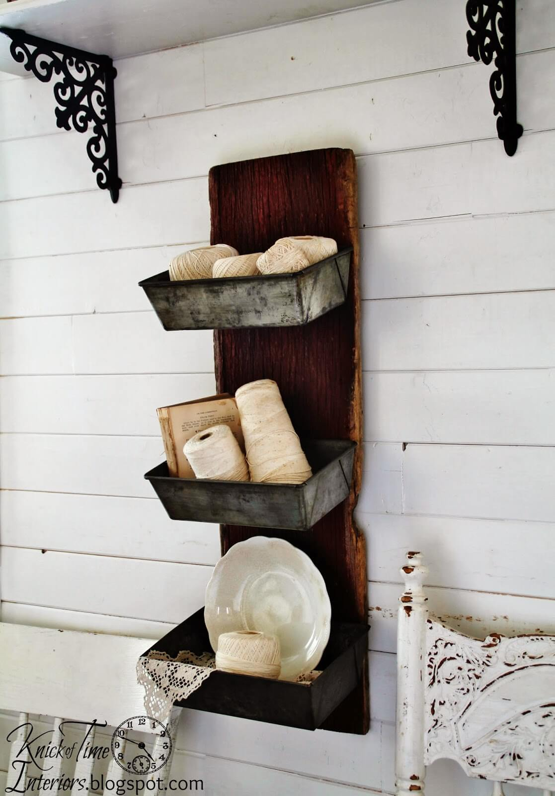 36 Best DIY Rustic Storage Projects (Ideas and Designs ...