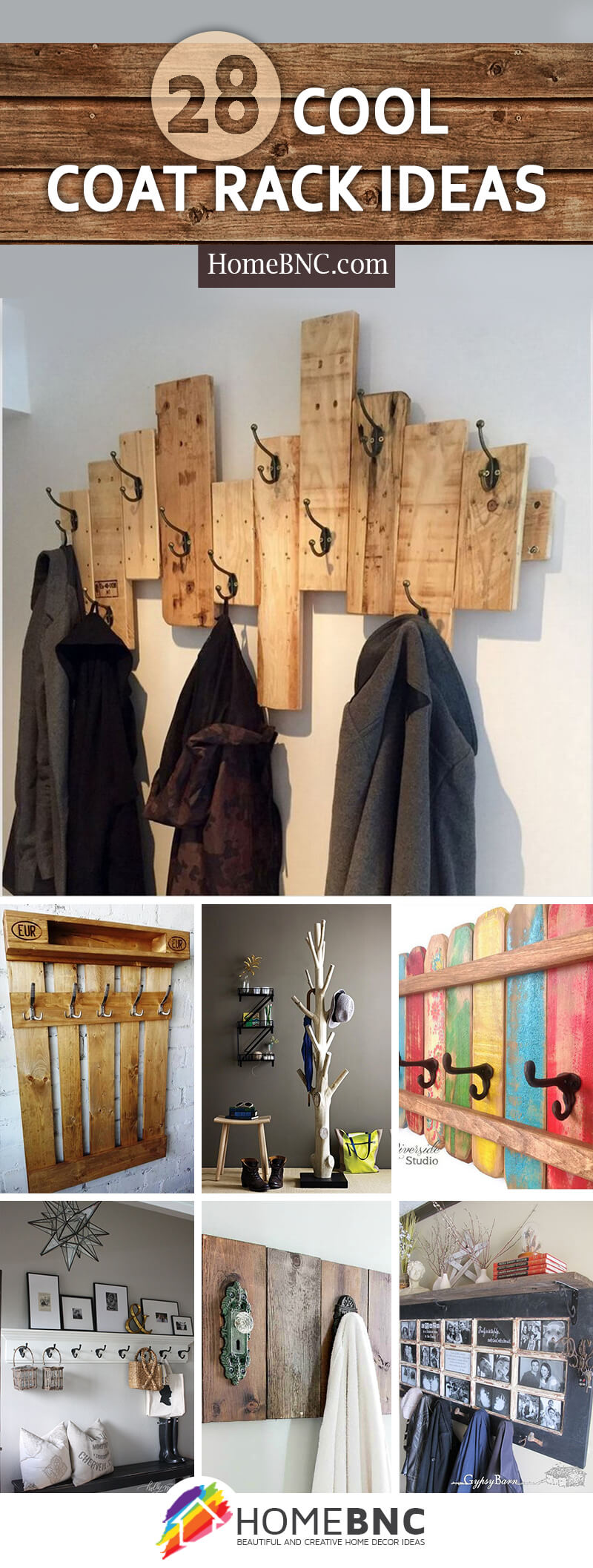 Coat Rack Decor Ideas