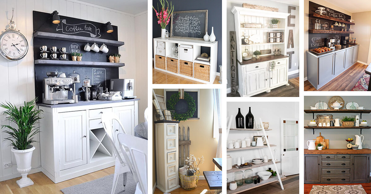 32 Best Dining Room Storage Ideas and Designs for 2019 Ideas For A Kitchen With Lots Of Storage Space on