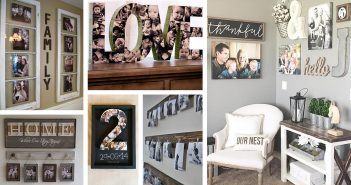 Family Inspired Home Decor Ideas