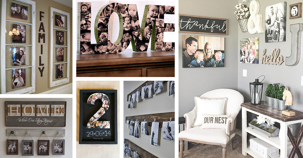 32 Best Family Inspired Home Decor Ideas And Designs For 2020