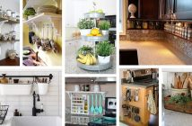 Clutter-Free Kitchen Countertop Ideas