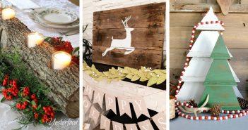 Rustic DIY Christmas Decorations