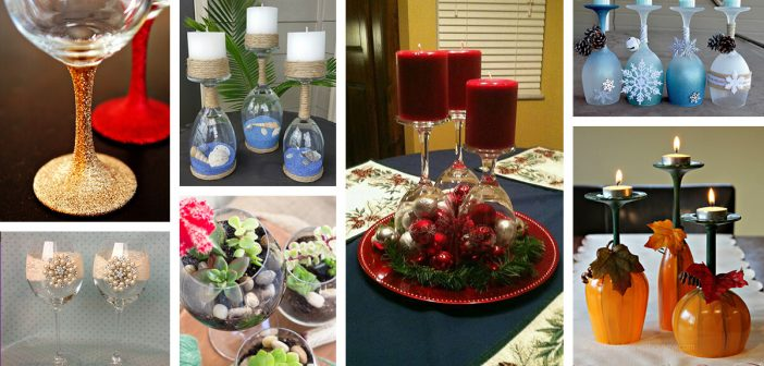 & 26 Best Wine Glass Decorating Ideas and Designs for 2018