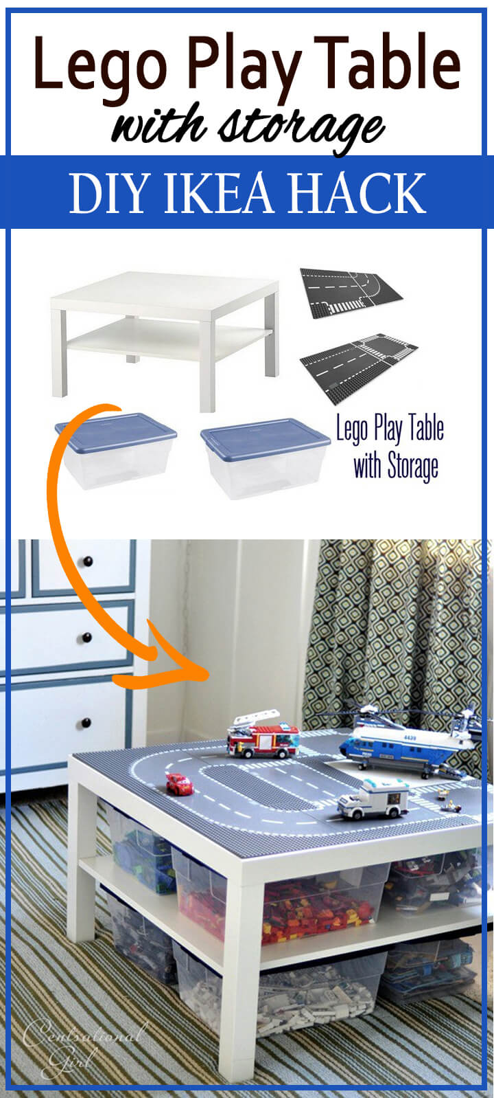 Efficient and Pristine Play Table