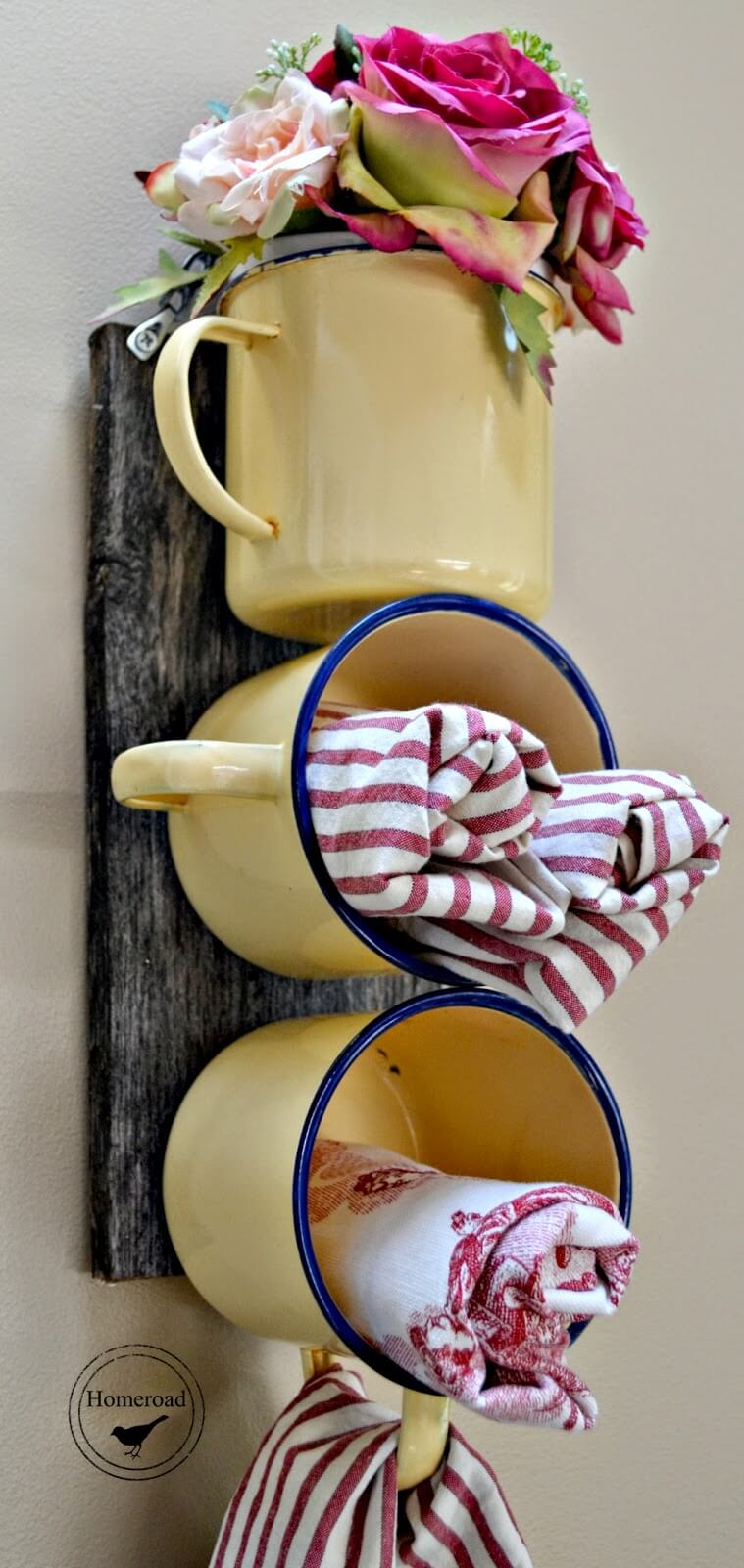 Don't Throw Away Those Chipped Mugs