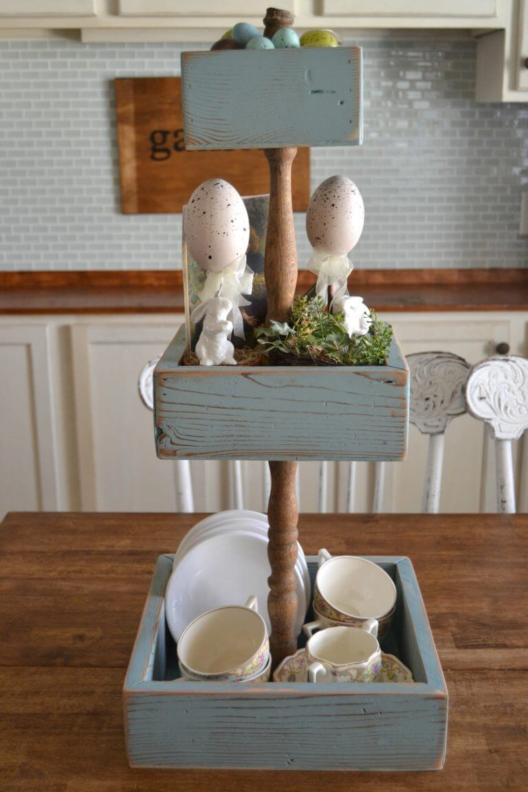 Idyllic Spring Center Piece or Display