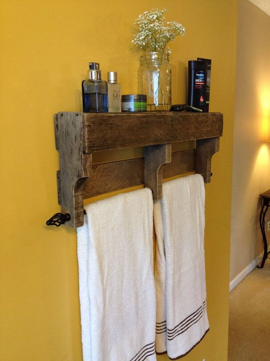 Rustic Home Decor Ideas for Palettes