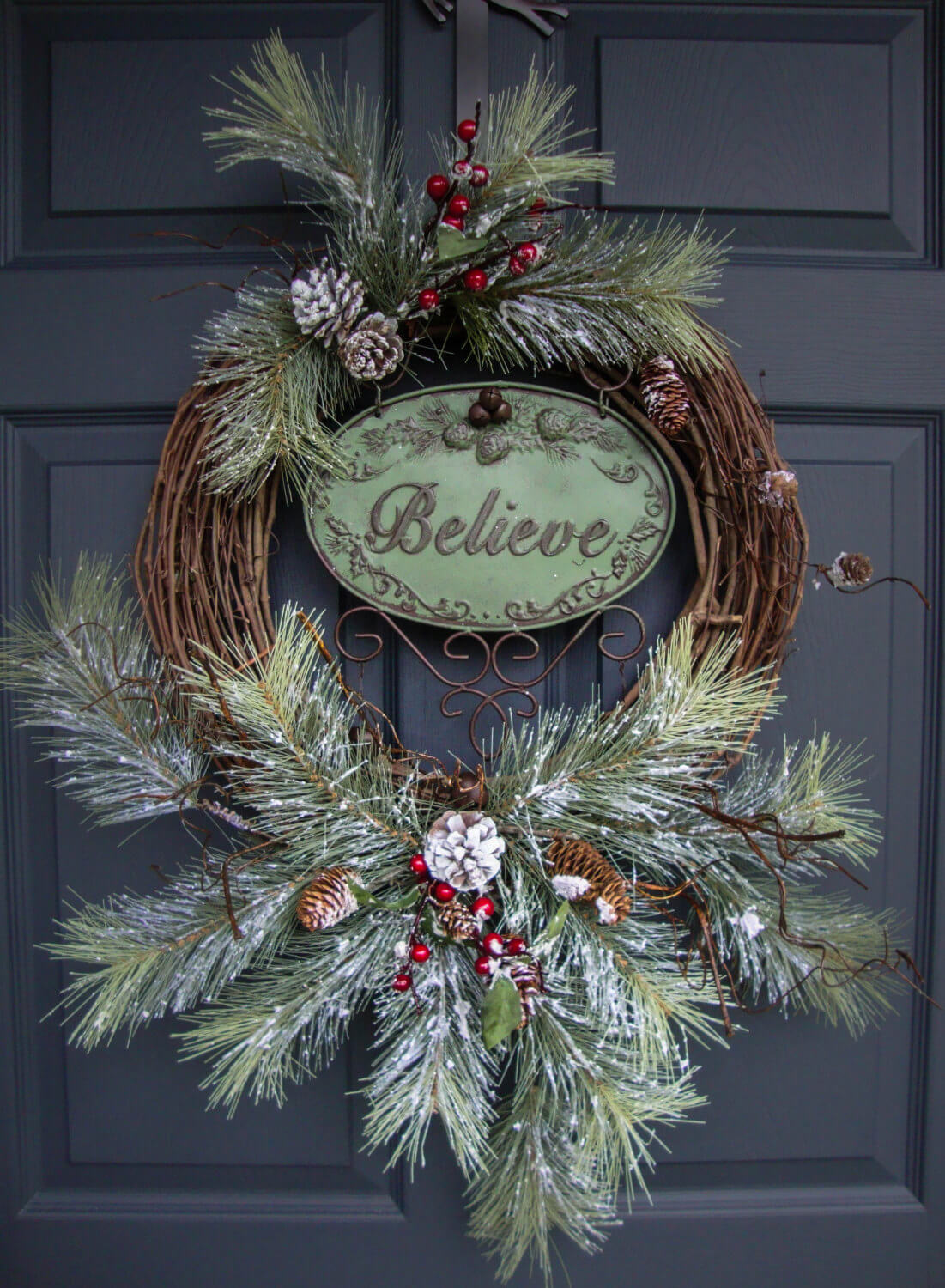 36 Best Christmas Wreath Ideas And Designs For 2019