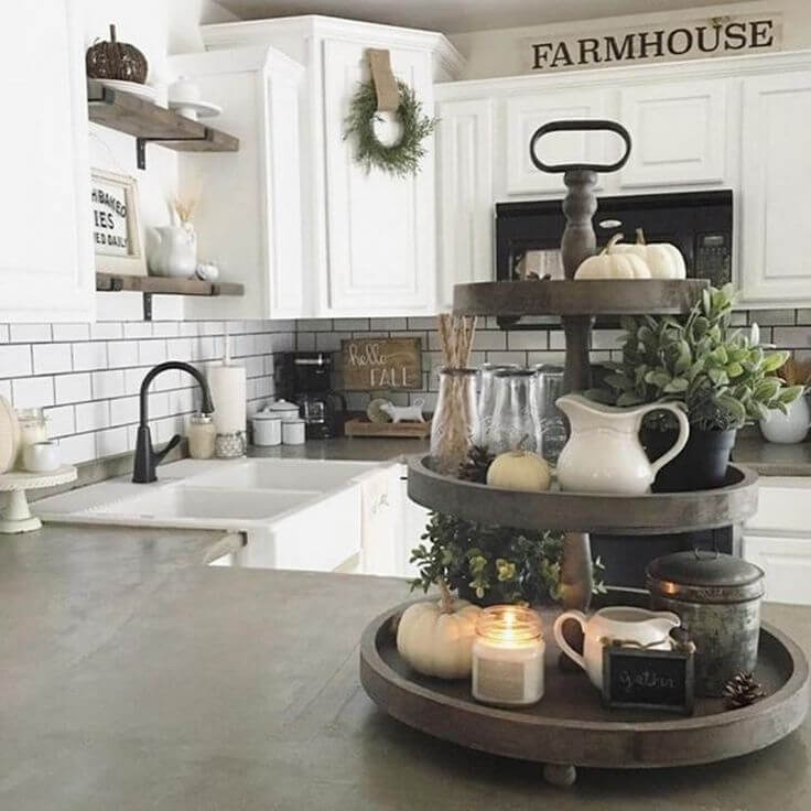 Home Decor Kitchen Ideas: 50+ Best Farmhouse Furniture And Decor Ideas And Designs