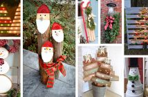 Christmas DIY Outdoor Decorations