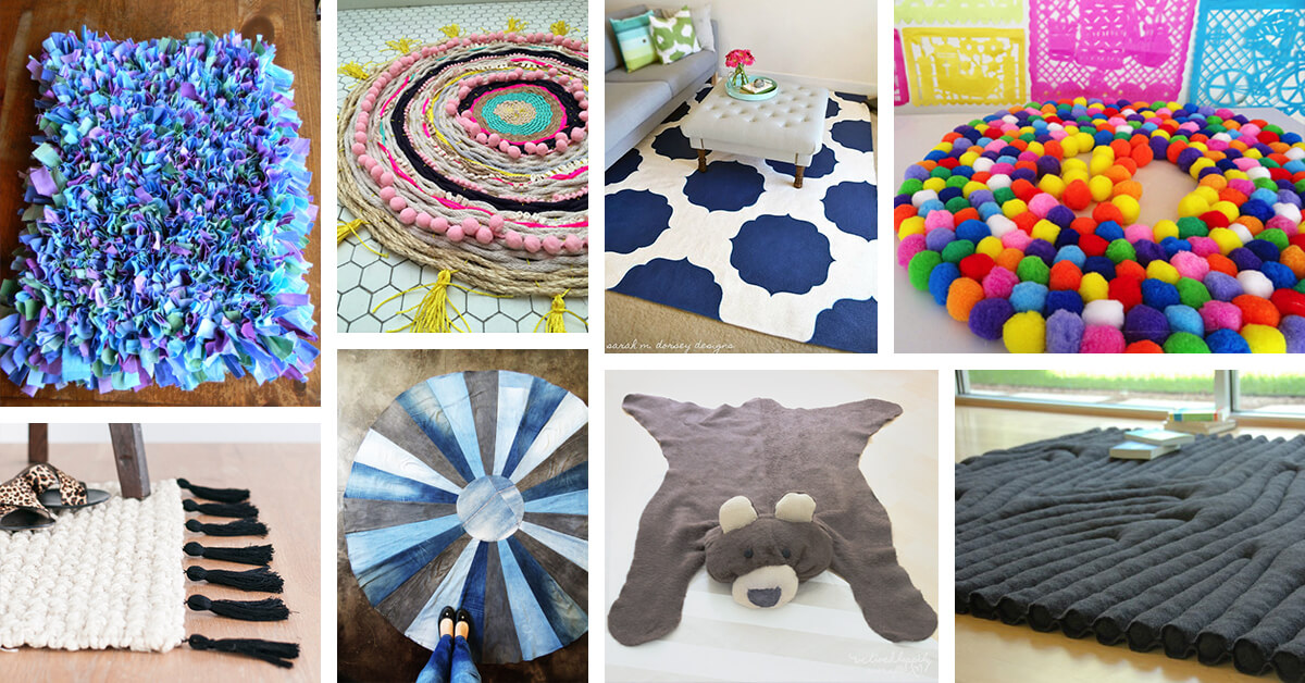 38 Best Diy Rug Ideas And Designs For 2020