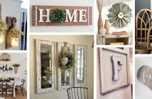 Farmhouse Wall Designs