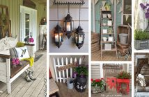 Vintage Porch Decor Ideas