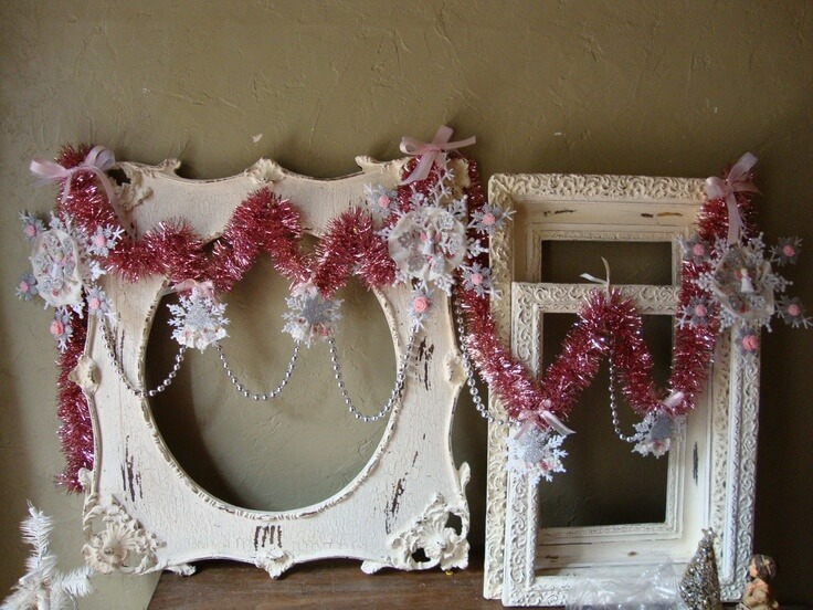 A Shabby and Chic Christmas