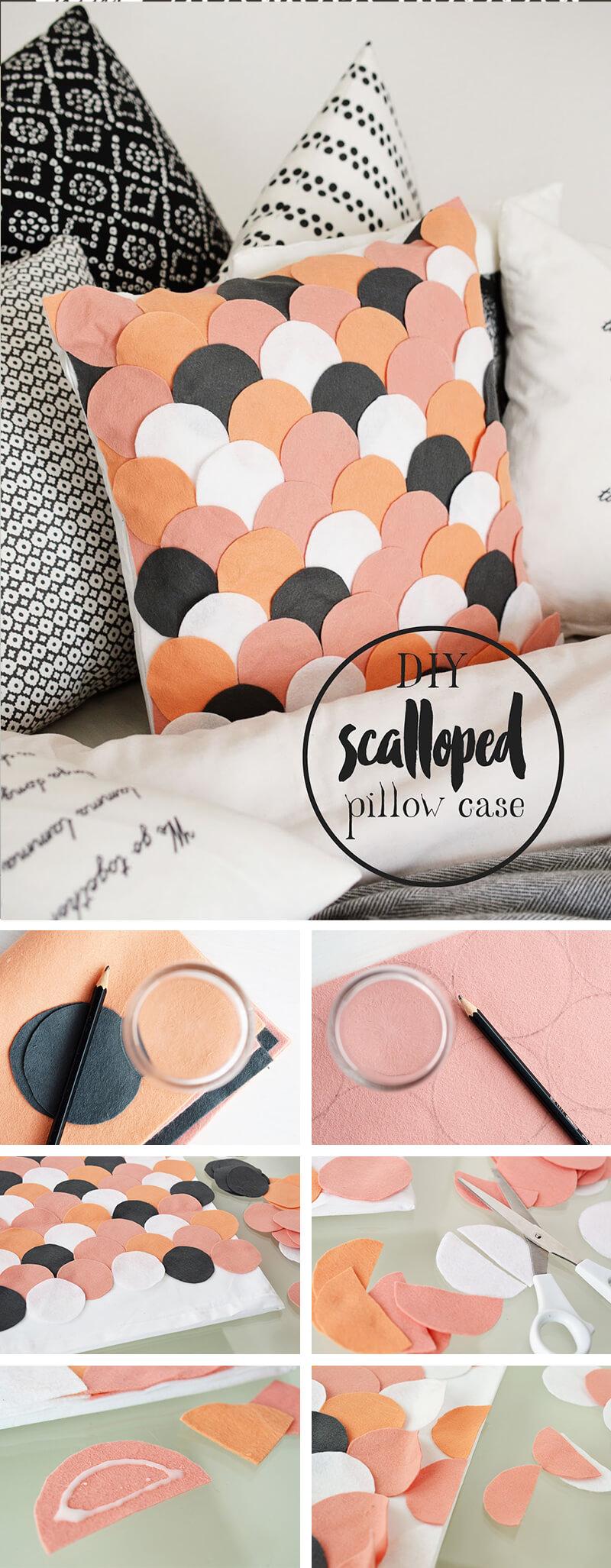 26 niedliche DIY-Kissen-Ideen, die jeden Raum erhellen können